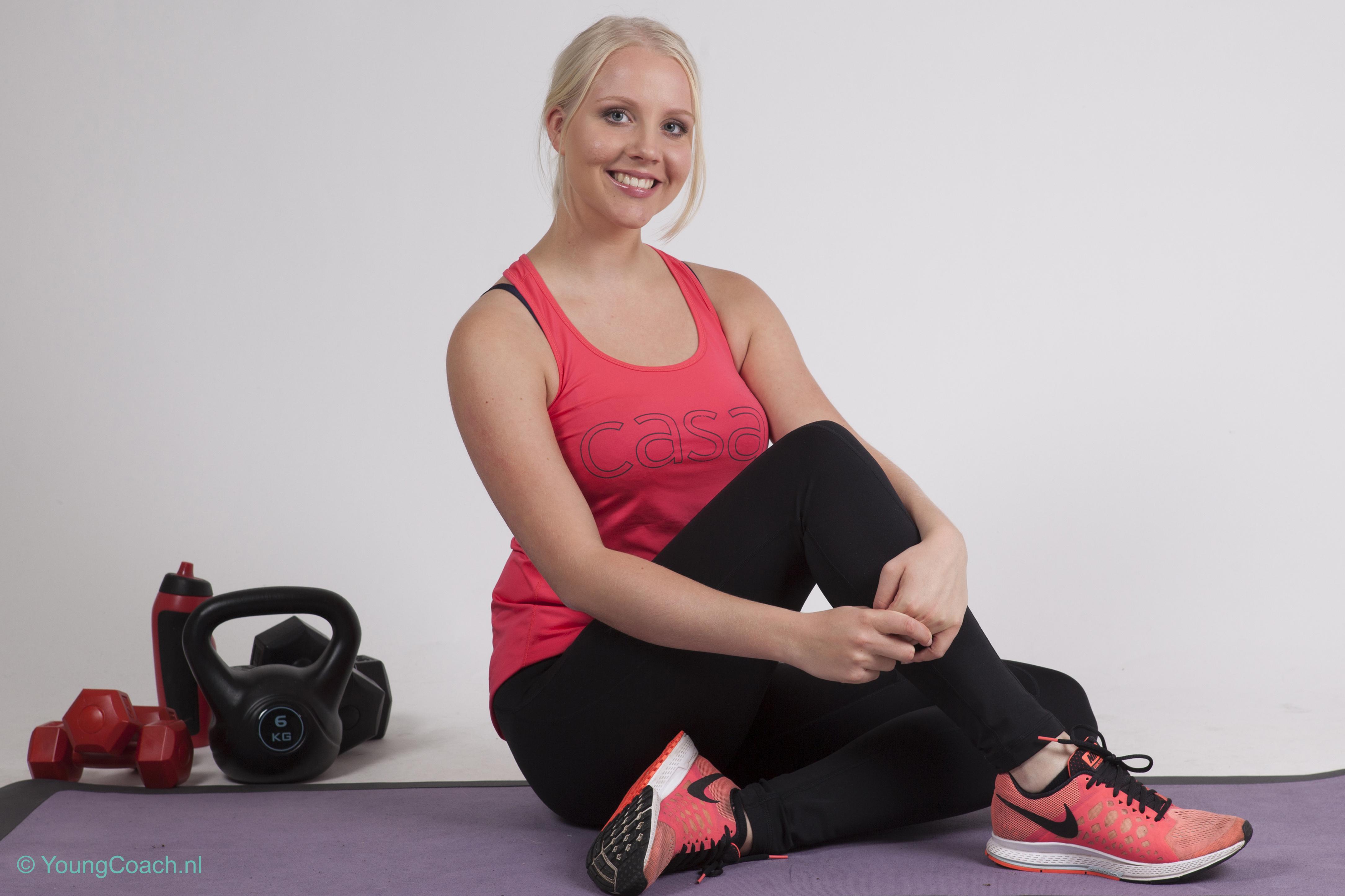 Voordelen van sporten burn-out, YoungCoach, Sharon UItendaal, jong burnout