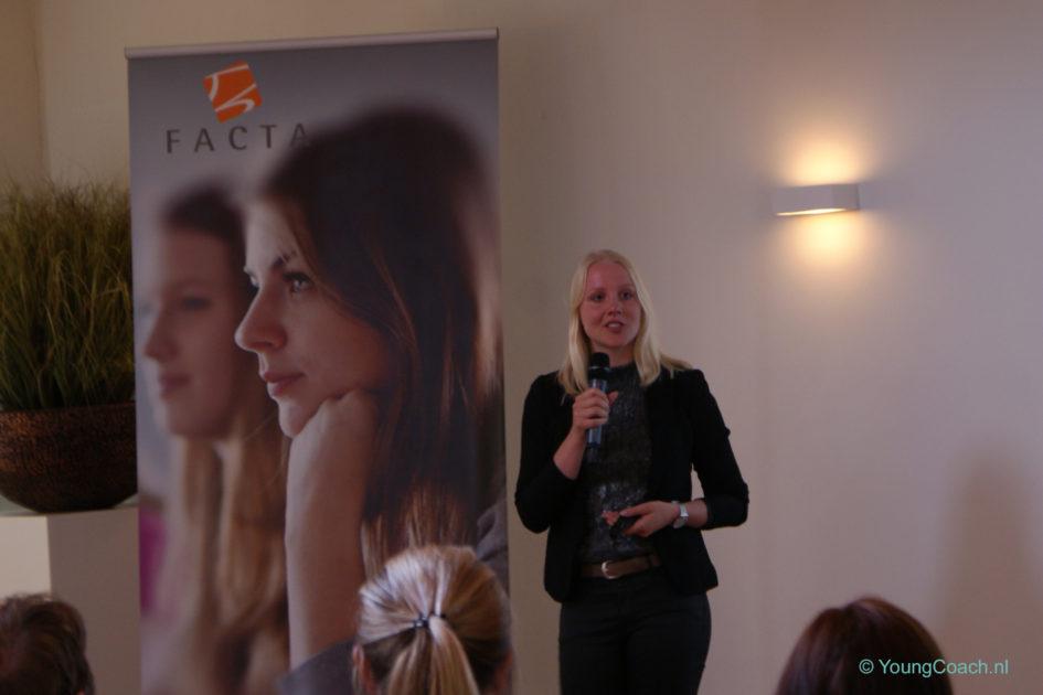 Facta prestatiedruk bij leerlingen Sharon Uitendaal YoungCoach Young Coach burnout spreker burn-out jonge leeftijd