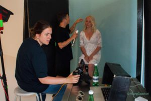 Behind the scenes bij LINDA, YoungCoach, Sharon Uitendaal, Young Coach, jong burn-out, Linda burnout